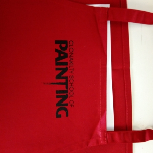 Junior Apron (Red)