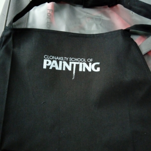 Adult Apron (Black)